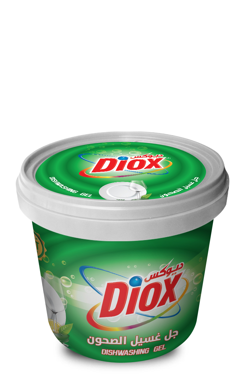 Dish washing gel 1.5 kg